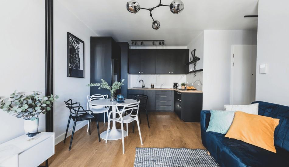 Jak zaaranżować małe mieszkanie? Poznaj 5 praktycznych wskazówek